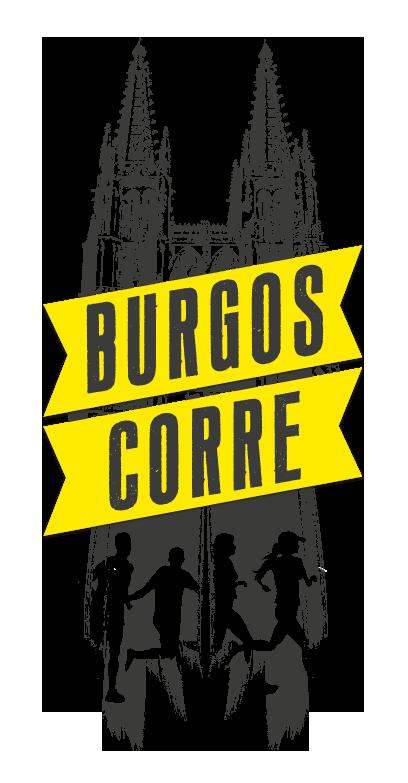 Logo de burgos-corre